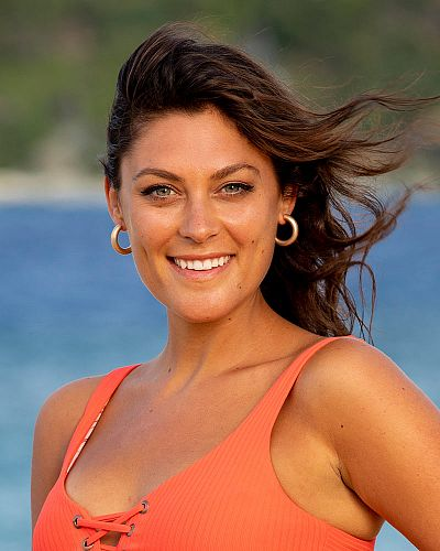 Michele Fitzgerald is still on the Island for Survivor Winners at War