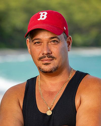 Rob Mariano is still on the Island for Survivor Winners at War