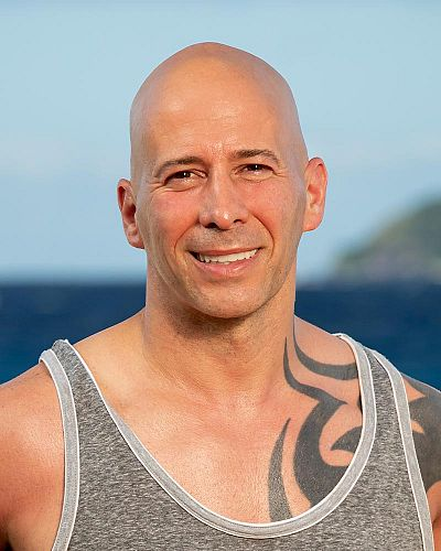 Anthony (Tony) Vlachos is still on the Island for Survivor Winners at War