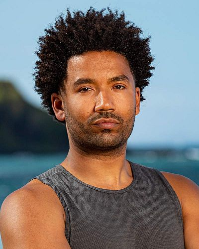 Wendell Holland is still on the Island for Survivor Winners at War