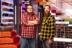 Boone & Mark is still in to win Lego Masters