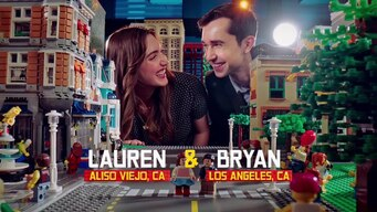 Lauren & Bryan is out on LEGO Masters