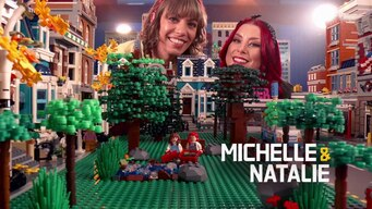 Michelle & Natalie is out on LEGO Masters