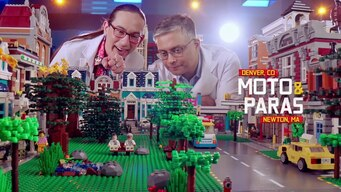 Moto & Paras is out on LEGO Masters