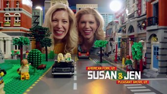 Susan & Jen is out on LEGO Masters