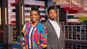 Syreeta & Randall is out on LEGO Masters