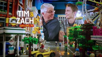 Tim & Zach is out on LEGO Masters