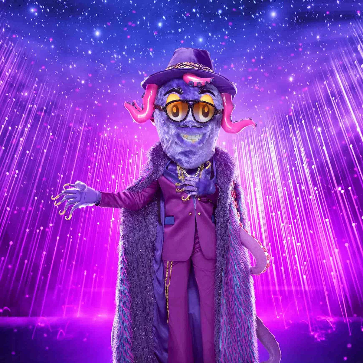 Octupus is out on The Masked Singer