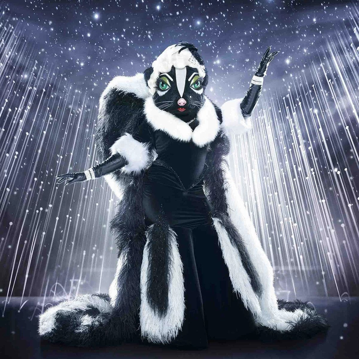 Skunk is still in to win The Masked Singer