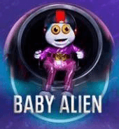 Baby Alien is out on The Masked Singer
