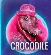 Crocodile is out on The Masked Singer