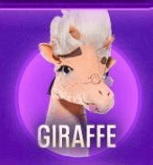 Giraffe is out on The Masked Singer