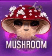 Mushroom is out on The Masked Singer