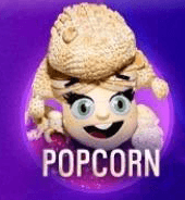 Popcorn is out on The Masked Singer