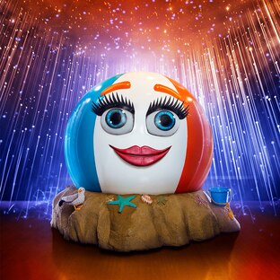 Beach Ball is still in to win The Masked Singer