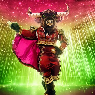 Bull is still in to win The Masked Singer