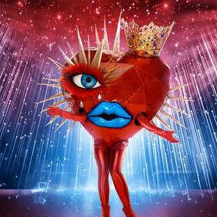 Queen of Hearts is still in to win The Masked Singer